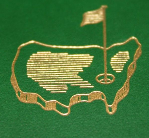 Lot Detail - 1964 Augusta National Golf Club Members Gift