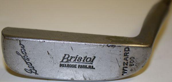 Lot Detail George Low Bristol Wizard 600 Putter Melrose