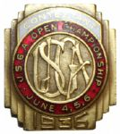 1936 US Open Contestants Pin - Baltusrol