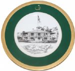 1997 Masters Lenox Limited Edition Members Plate - #11