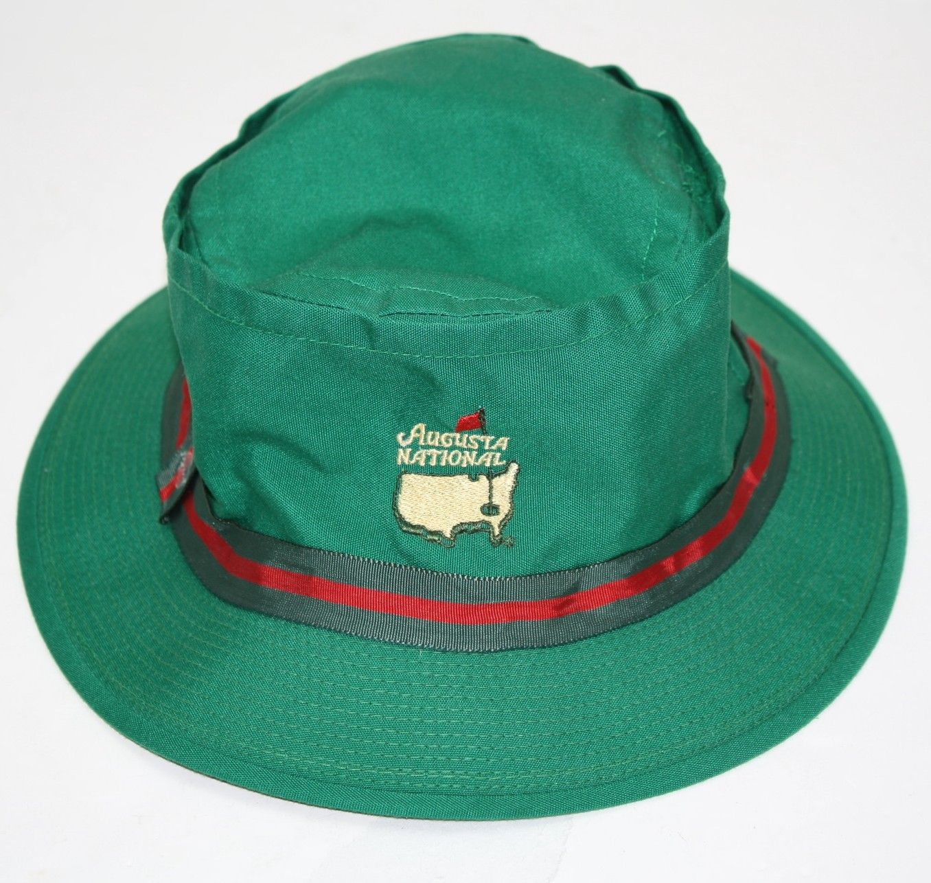 4f486313da7 Lot Detail - Augusta National Golf Club Bucket Hat - Member s Only