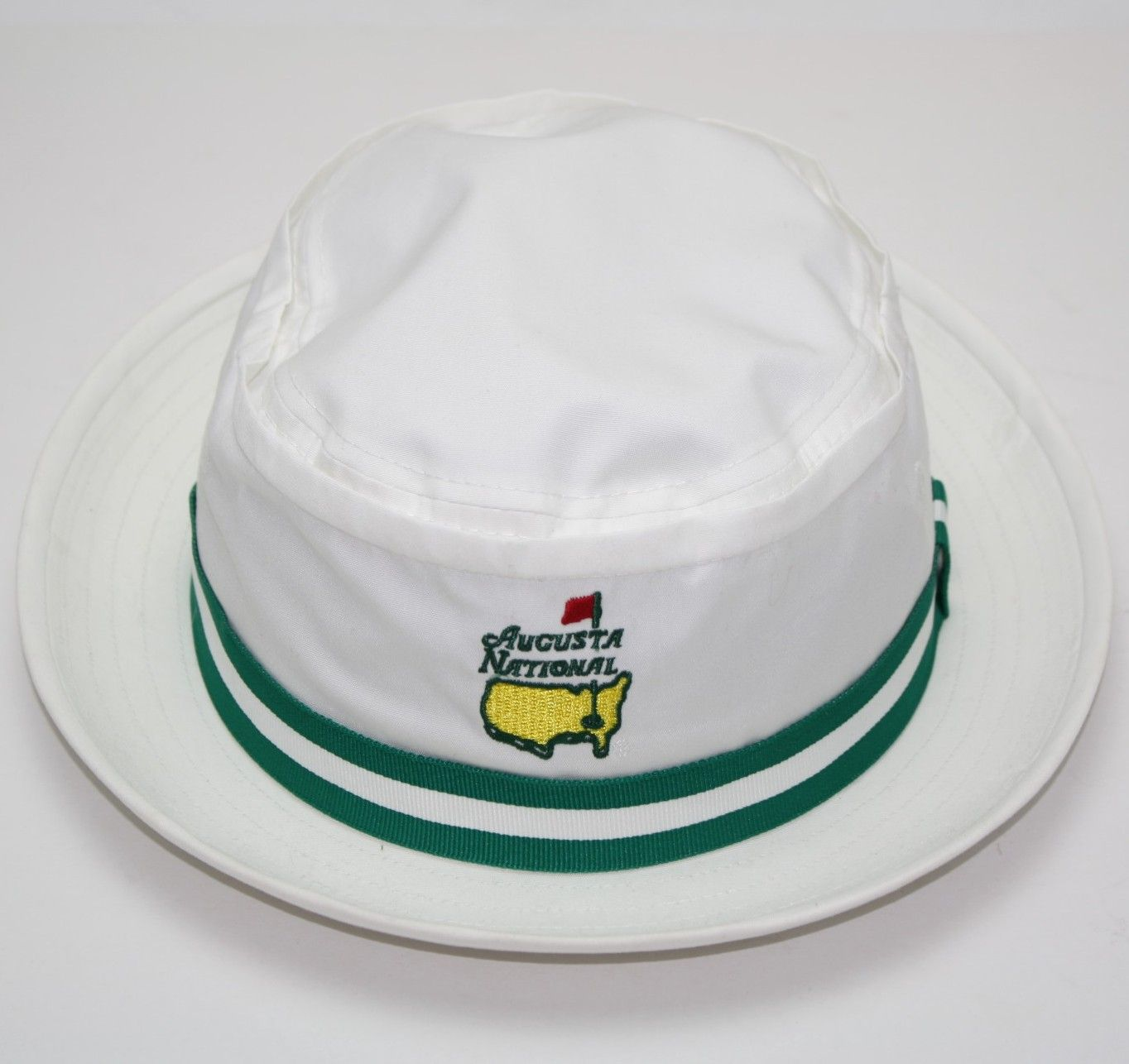 Lot detail augusta national golf club white bucket hat augusta national golf club white bucket hat altavistaventures Gallery