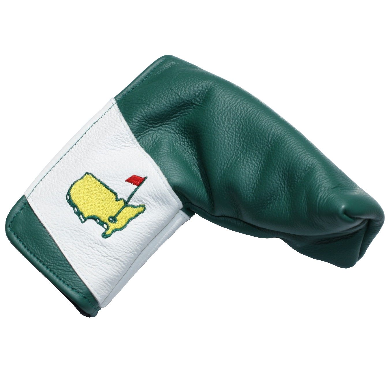 lot detail undated masters logo putter cover 2015
