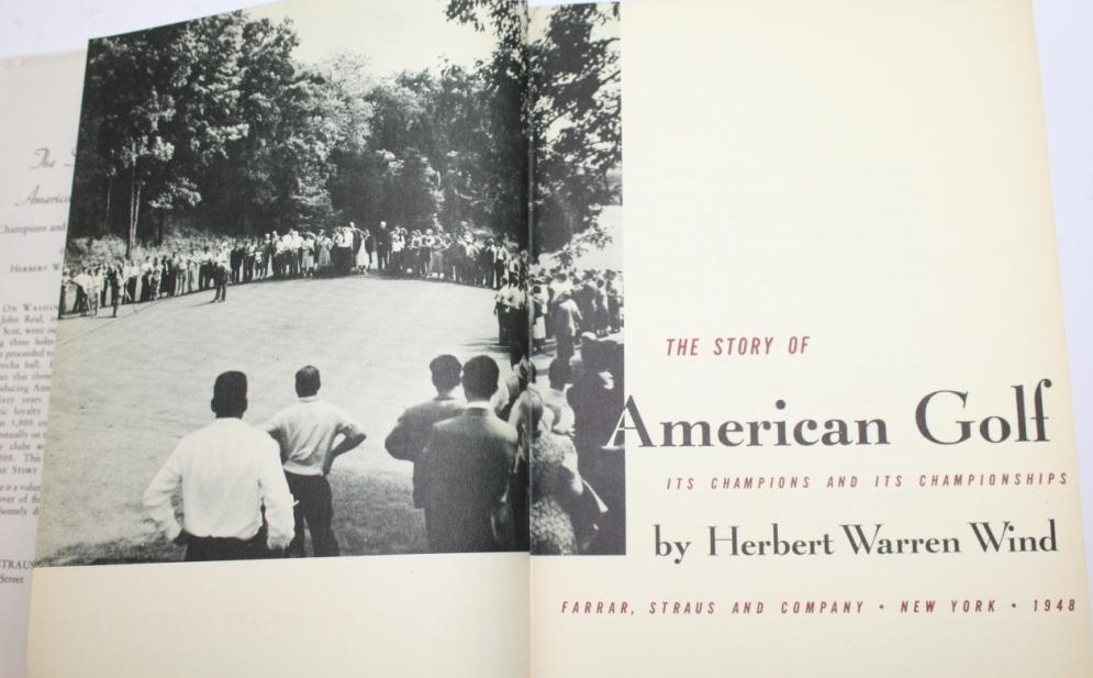 Herbert wind golf essays