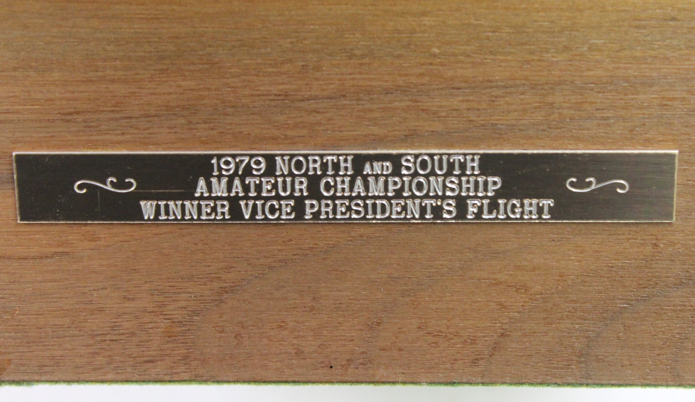 North and south amateur championship