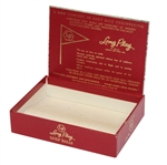 LP Long Play Dozen Golf Balls Box Only - Roth Collection