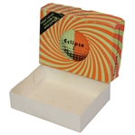 Eclipse by Worthington Surlyn 90 Compression Dozen Golf Balls Box Only - Roth Collection