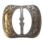 Classic Golf Themed Belt Buckle - Roth Collection