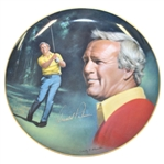 Arnold Palmer Signed 1983 Athlete of the Decade Cassidy Alexander Plate - JSA ALOA