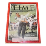 Arnold Palmer Signed May 2, 1960 Time Magazine JSA ALOA