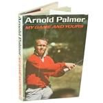 Arnold Palmer Signed 1965 My Game and Yours JSA ALOA