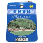 1999 Masters Tournament Series Badge #Q07067- José María Olazábal Win