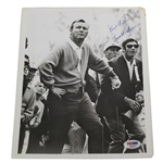 Arnold Palmer Signed Black and White Photo PSA/DNA #AB03011