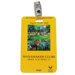 2000 PGA Championship at Valhalla Wanamaker Club Badge #0562