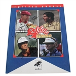 1994 Skins Game Program Signed by Payne Stewart, Tom Watson, Paul Azinger, and Fred Couples JSA ALOA