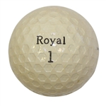 Uniroyal Royal 1 Golf Ball - Excellent Condition