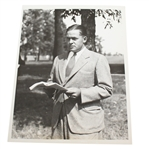 1931 Photo of Bobby Jones at US Amateur