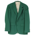 Arnold Palmer Signed Green Jacket - No Augusta/Masters Affiliation JSA ALOA