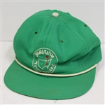 Vintage Masters Tournament Green Hat