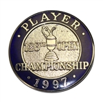 1997 Open Championship at Royal Troon Contestant Badge - Steve Jones Collection