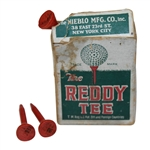 Vintage The Reddy Tee Box with Tees