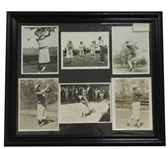 Glenna Collett-Vare Wire Photo Display - Framed - Roth Collection