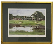 The Belfry by Graeme W. Baxter Print - Framed - Roth Collection
