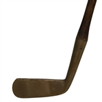 A.G. Spalding & Bros Morristown Trademark Makers Ladies Brass Head Putter with Shaft Stamp