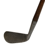 Vintage Irving Stringer Hand Forged Model One Driving Iron