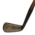 Tom Stewart St. Andrews Special Hand Forged Hebbert Lawson 1-Iron - E.E.F.