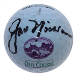 Jack Nicklaus Signed The Old Course St. Andrews Logo Golf Ball JSA ALOA