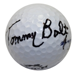 Tommy Bolt Signed Southern Hills Logo Golf Ball JSA ALOA