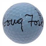 Doug Ford Signed Golf Ball JSA ALOA