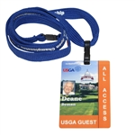 Deane Bemans 2011 US Open at Congressional USGA Guest All Access Pass - Rory McIlroy Winner