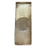 Royal & Ancient Golf Club of St. Andrews Undated Silver Money Clip - Deane Beman Collection
