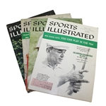 Ben Hogans Five Lessons Sports Illustrated Magazines - I, III, IV, and V