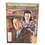 Arnold & Winnie Palmer Signed March 6, 1967 Sports Illustrated Magazine JSA #P36676