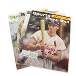 Arnold Palmers Sports Illustrated Lessons # II, III, IV, and V Magazines