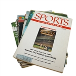 Sports Illustrated Magazines - 34 Assorted