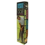 1965 Arnold Palmer Official Indoor Golf Course in Original Box