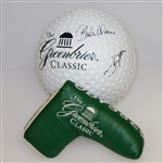 Jordan Spieth Signed The Greenbrier Classic Inflatable Golf Ball with Putter Cover JSA ALOA
