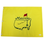 Mark OMeara Signed Masters Undated Embroidered Flag JSA #T66096