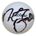 Nick Faldo Signed Masters Logo Golf Ball JSA #T66102