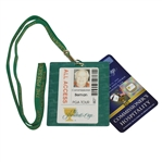 Deane Bemans 2009 The Presidents Cup Commissioners All Access & Hospitality Badge