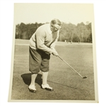 Augusta National Founding Member Alfred S. Bourne Original Photo