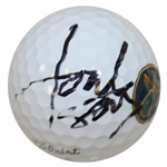 Jordan Spieth Signed Augusta National Logo Golf Ball JSA #Z54640