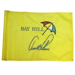 Arnold Palmer Bay Hill Embroidered Course Flown Flag