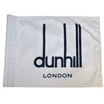 Dunhill London Course Used Flag