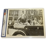 Bobby Jones 1930 Ticker Tape Parade 8x10 Type 1 Press Photo - PSA Slabbed