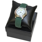 Masters Tournament Stainless Steel Pace of Play Watch with Box